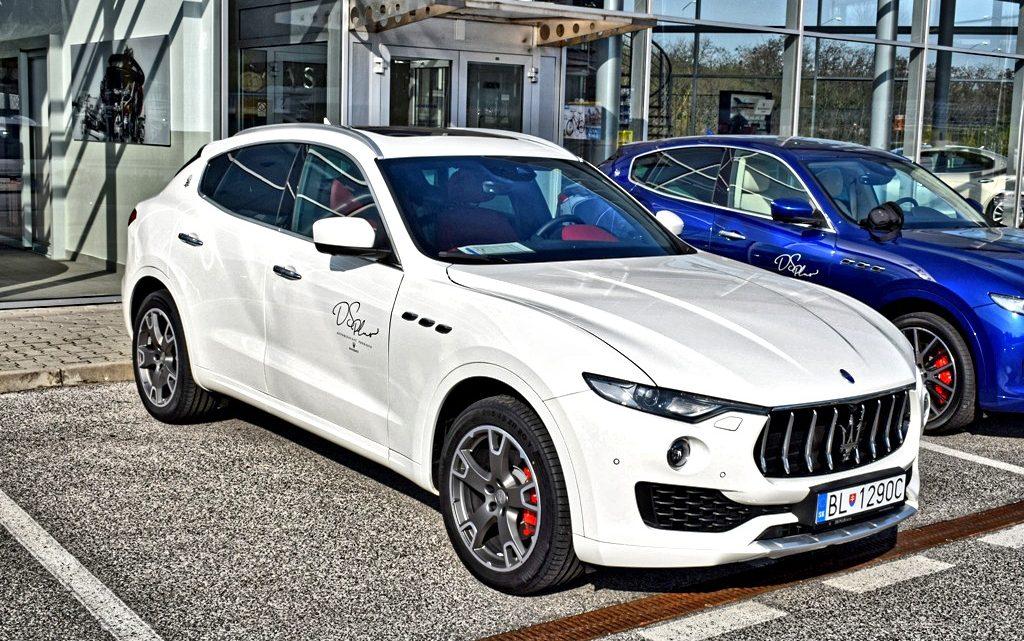 Test: Maserati Levante Diesel, Die Majestät Levante ist ein Sportler
