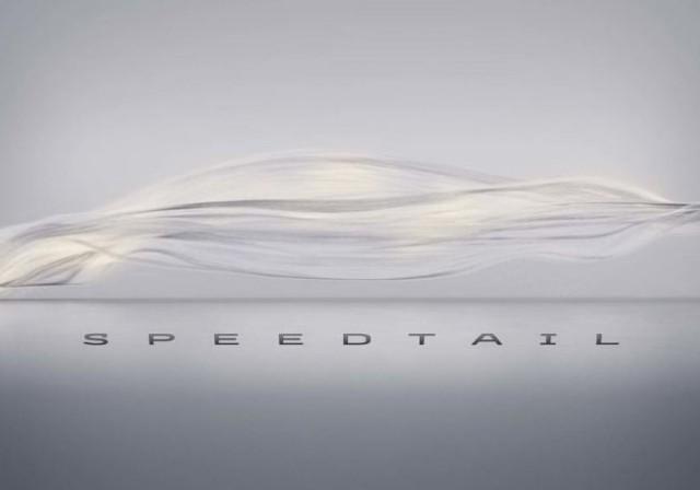 McLaren Speedtail wird der McLaren F1 und P1 Nachfolger sein