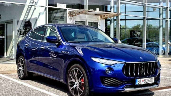 Test: Maserati Levante S, 430 Pferde passt ihm besser (Video)