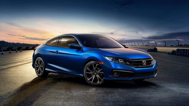 Honda Civic in den USA Markt gekommen facelift