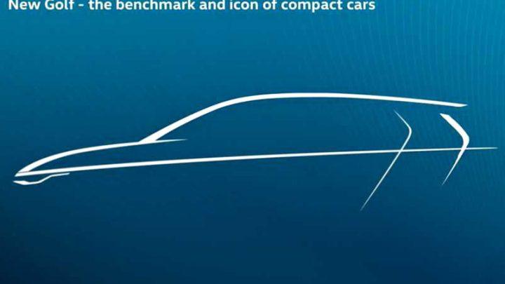 Volkswagen stellte den Plan für das nächste Jahr vor. Wir können das neue Golf, Passat und T-Roc Convertible genießen.