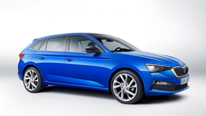 Die neue Škoda Scala wurde offiziell eingeführt. Moderne Technik und modernes Interieur genießen.