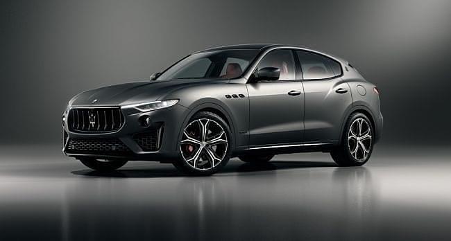 Maserati Levante hat eine spezielle Version von Vulcano erhalten.