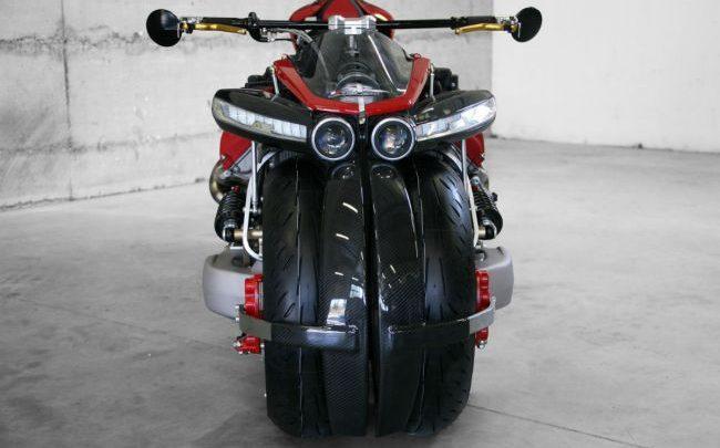 Ende Januar wird ein fliegendes Motorrad vorgestellt. Er kann buchstäblich fliegen.