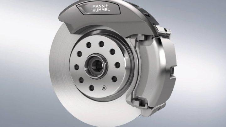 Volkswagen testet den Bremsfilter. Werden wir es für ein paar Jahre in jedem neuen Auto einsetzen?