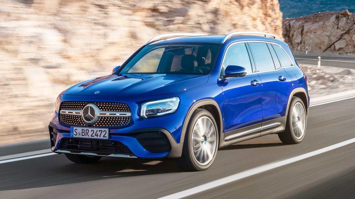 Mercedes stellte den neuen Siebensitzer SUV GLB vor. Was wird es bieten?