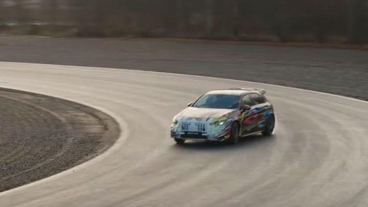 Mercedes-AMG A45 bekommt einen neuen Motor mit bis zu 421 PS.