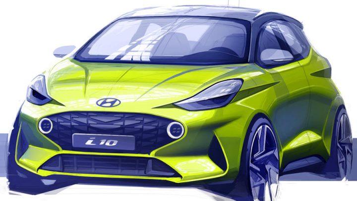 Hyundai stellte den Grand i10 für den indischen Markt vor. Wird der europäische i10 ähnlich aussehen?