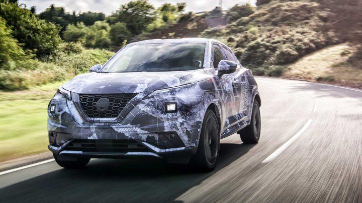 Nissan enthüllte neue Fotos und Informationen über den neuen Juke.