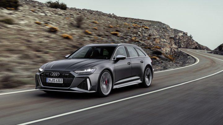 Audi stellte seinen schnellen RS6 Avant Kombi vor. Die Neuheit erhielt ein aggressives Design und ein gutes Leistungsangebot.