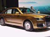 Wir kennen den offiziellen Preis der russischen Luxuslimousine Aurus Senat S600.