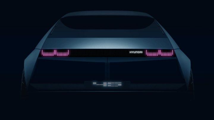 Hyundai präsentiert in Frankfurt ein Elektrofahrzeug im Retro-Stil.