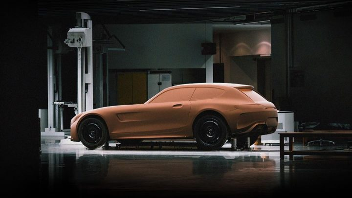 Ist es die Mercedes-AMG GT Shooting Brake?