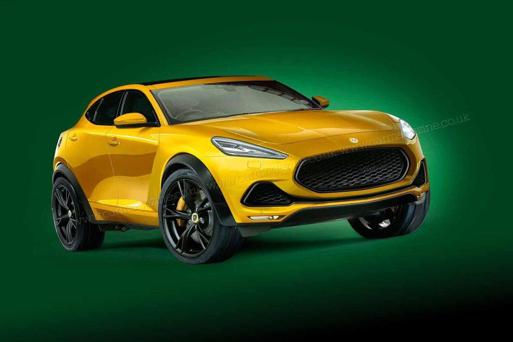 Lotus Lambda 2021