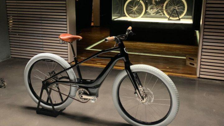 Harley-Davidson stellte sein erstes elektrisches Fahrrad vor.