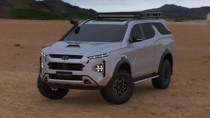 Wird Hyundai einen richtigen SUV wie den Toyota Land Cruiser bauen?