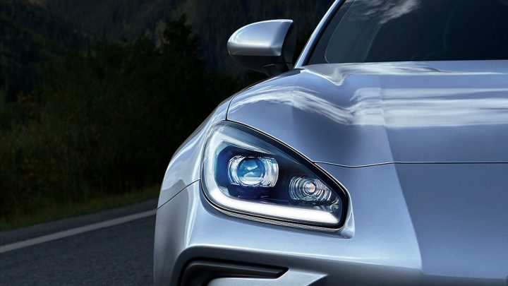 Subaru hat ein weiteres Foto der neuen BRZ veröffentlicht.