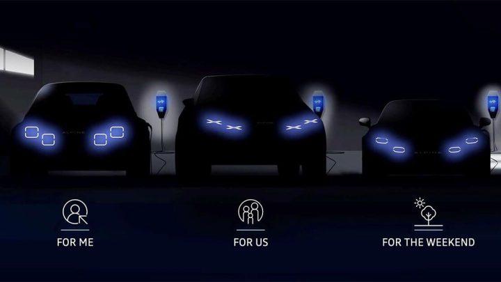 Die Marke Alpine schreitet voran.  Er wird die Renault-Gruppe mit exklusiven Fahrzeugen leiten.