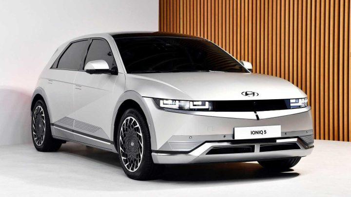 Das Interesse am Hyundai IONIQ 5 in Europa ist groß.