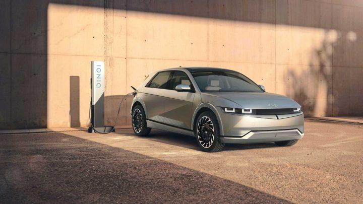 Hyundai hat das erste Serienmodell auf der E-GMP-Plattform vorgestellt