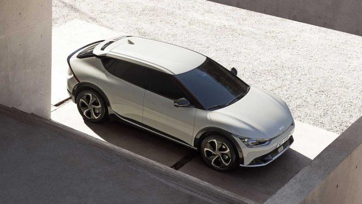 Der neue Kia EV6 bietet ein interessantes Design und elektrischen Antrieb.