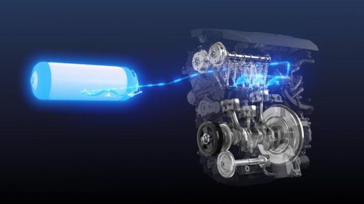 Toyota entwickelt einen Wasserstoffmotor für Sportwagen.