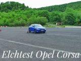 Der Opel Corsa hat ein sicheres Fahrwerk   Elchtest   4k  