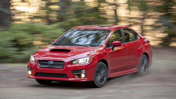 Subaru bereitet die Premiere des Sportmodells WRX vor.