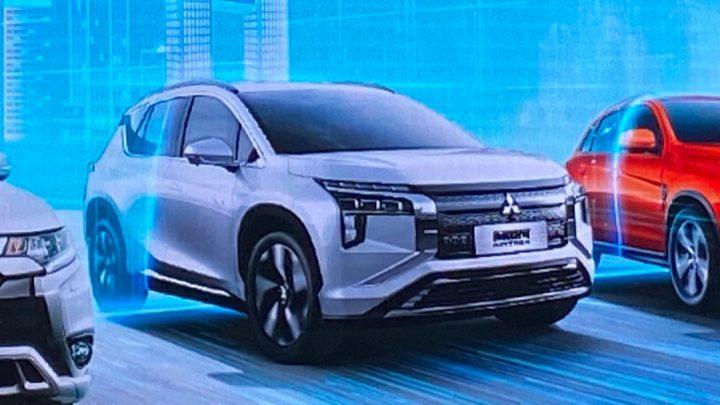 Mitsubishi Airtek wird ein neues Elektrofahrzeug in japanischen Autos sein.