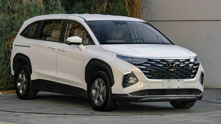 Hyundai Custo wird ein neuer Siebensitzer-Minivan sein.