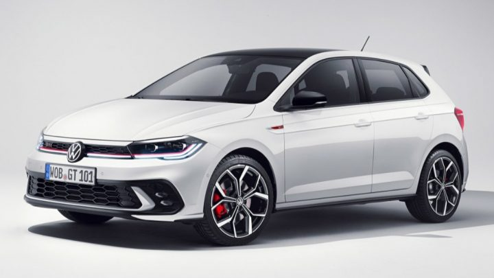 Der Volkswagen Polo GTI Facelift hat ein neues Design und eine höhere Leistung erhalten.